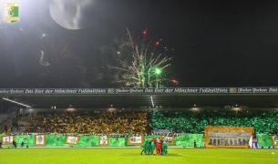 1860 München - BSG Chemie Leipzig 13.01.2018