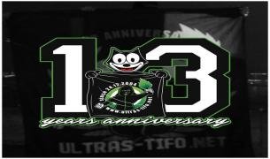 13th anniversary of Ultras-Tifo!