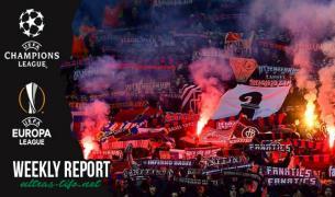 UEFA 17/18 Week 15: CL 1/8 finals & EL 1/8 finals