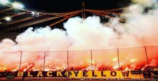 AEK - Olympiakos 24.09.2017