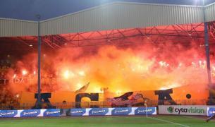 AEL Limassol - Apollon Limassol 23.09.2017