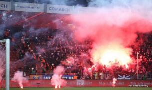 Cracovia Krakow - Wisla Krakow 13.12.2017