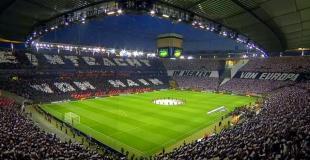 Eintracht Frankfurt - Benfica 18.04.2019