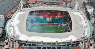 Lokomotiv Moskva - Krasnodar 17.03.2019