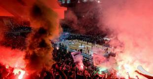 Panathinaikos - Olympiakos 13.02.2019