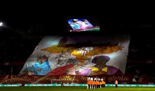 Sevilla - Real Betis 06.01.2018