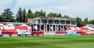 Würzburger Kickers - Bayern München II 20.07.2019