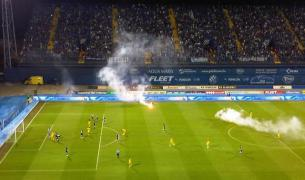 Dinamo Zagreb sued BBB for throwing flares and won: Fans have to pay club 15k euros!