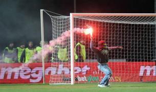 Riots: AEL – APOEL 11.12.2017
