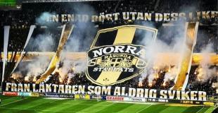 AIK - Hammarby IF 23.09.2018