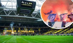 AIK - Djurgården 15.04.2018
