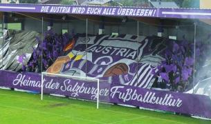 SV Austria Salzburg - Salzburger AK 01.09.2018