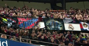 Five Russian clubs on tour in Europe this week