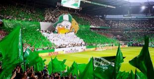 Werder Bremen - Bayern München 24.04.2019