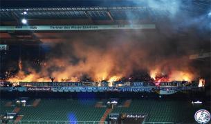 Werder Bremen II - Hansa Rostock 02.03.2018