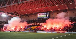 Djurgårdens IF - Hammarby IF 10.03.2019