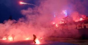 Dinamo Zagreb - Hajduk Split 18.02.2018
