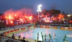Futsal Dinamo Zagreb - Panathinaikos 09.09.2018