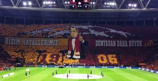 Galatasaray - Fenerbahce 02.11.2018
