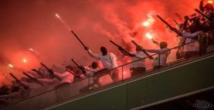 Legia Warszawa – Górnik Zabrze 19.11.2017