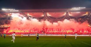 Legia - Lech 22.10.2016