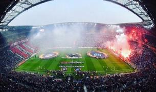 Olympique de Marseille - Atletico Madrid 16.05.2018