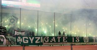 Panathinaikos - AEK Athens 03.11.2018
