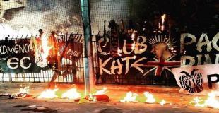 PAOK - AEK 23.09.2018