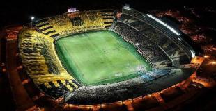 Peñarol - Atlético Tucumán 05.04.2018