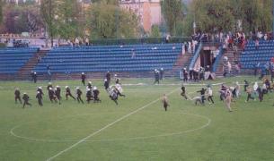 Memories: Ruch Chorzów - ŁKS Łódz 03.05.2004
