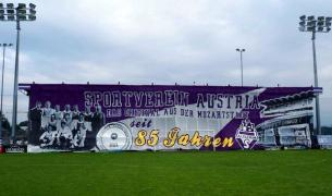 SV Austria Salzburg - Thalgau 15.09.2018