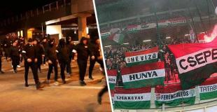 Slovakia - Hungary 21.03.2019