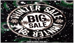 Winter sale in Ultras-Tifo Shop