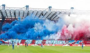 Wisła Kraków - Lech Poznań 13.05.2018