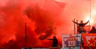 Crvena Zvezda - Radnički Niš 13.04.2019