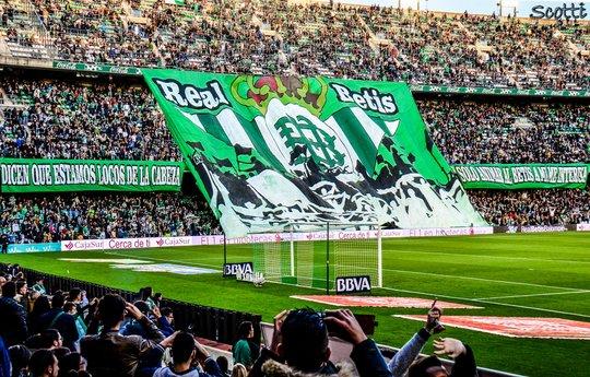First Match Betis Vs Sevilla