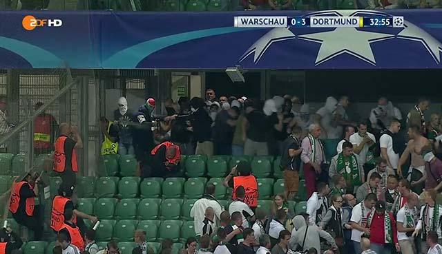 Legia Warschau Bvb