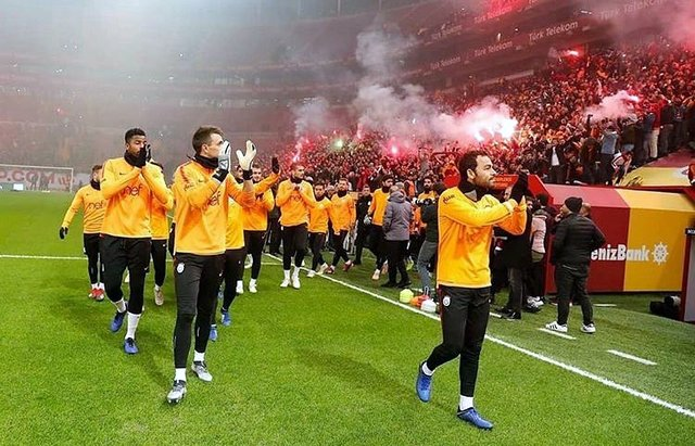 Galatasaray training 1