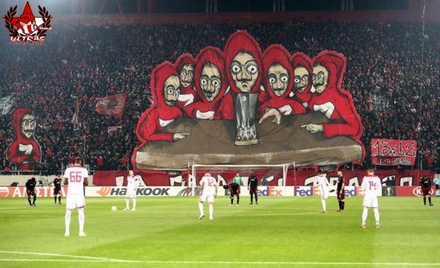 Olympiakos Milan