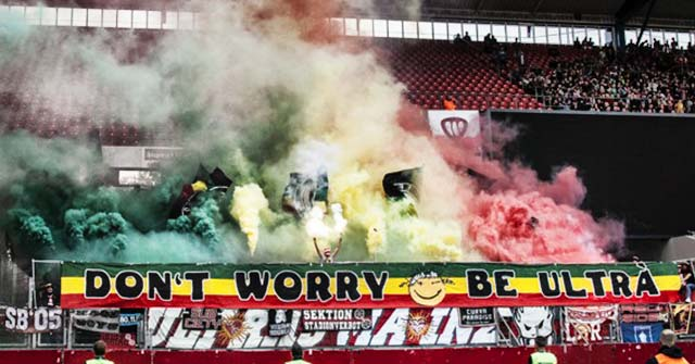 dont worry be ultra tifo