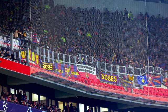 Barcelona Lyon Update: Barcelona 19.02.2019