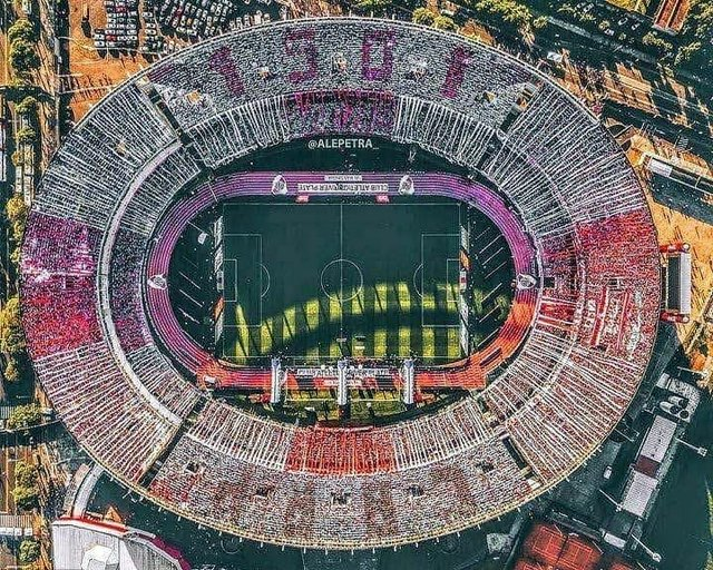 bird eye stadiums 101
