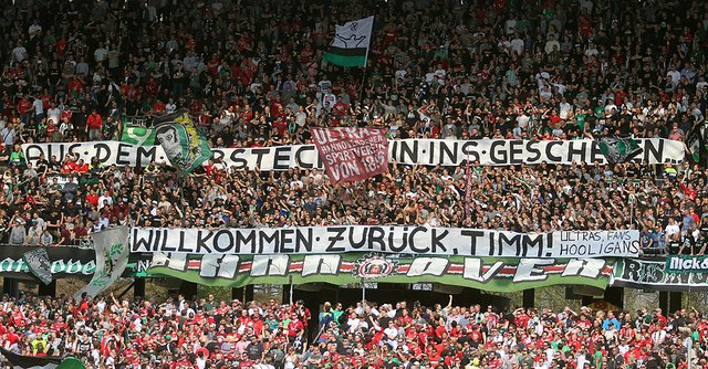 Union Berlin Hannover 96