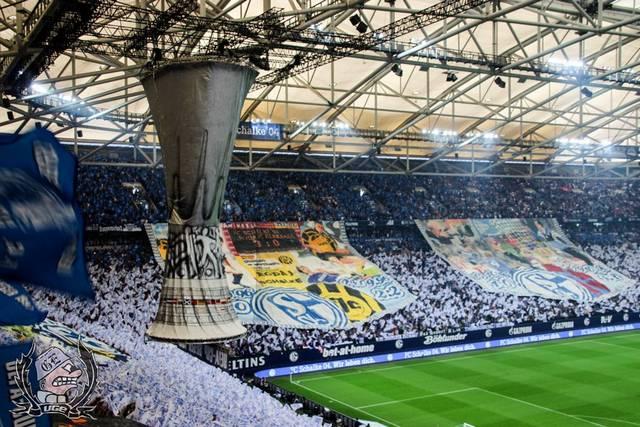 Schalke Hamburg 2017