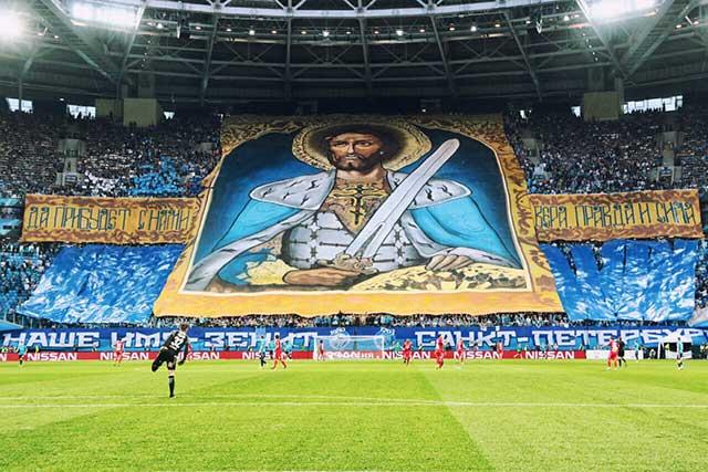 Zenit Spartak Moscow 06 08 2017