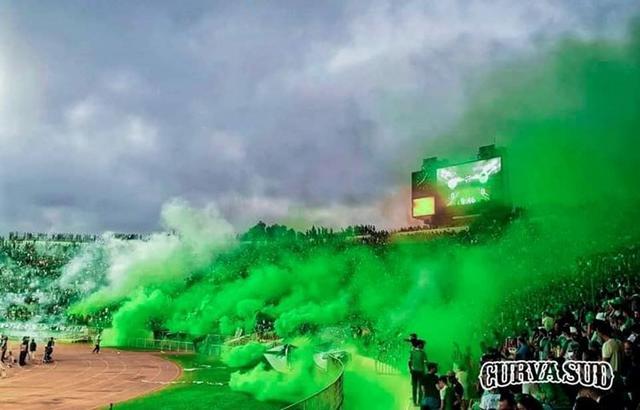 Raja Casablanca - Brikama United 24.08.2019