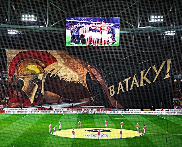 Spartak Moscow - Zenit 03.10.2020